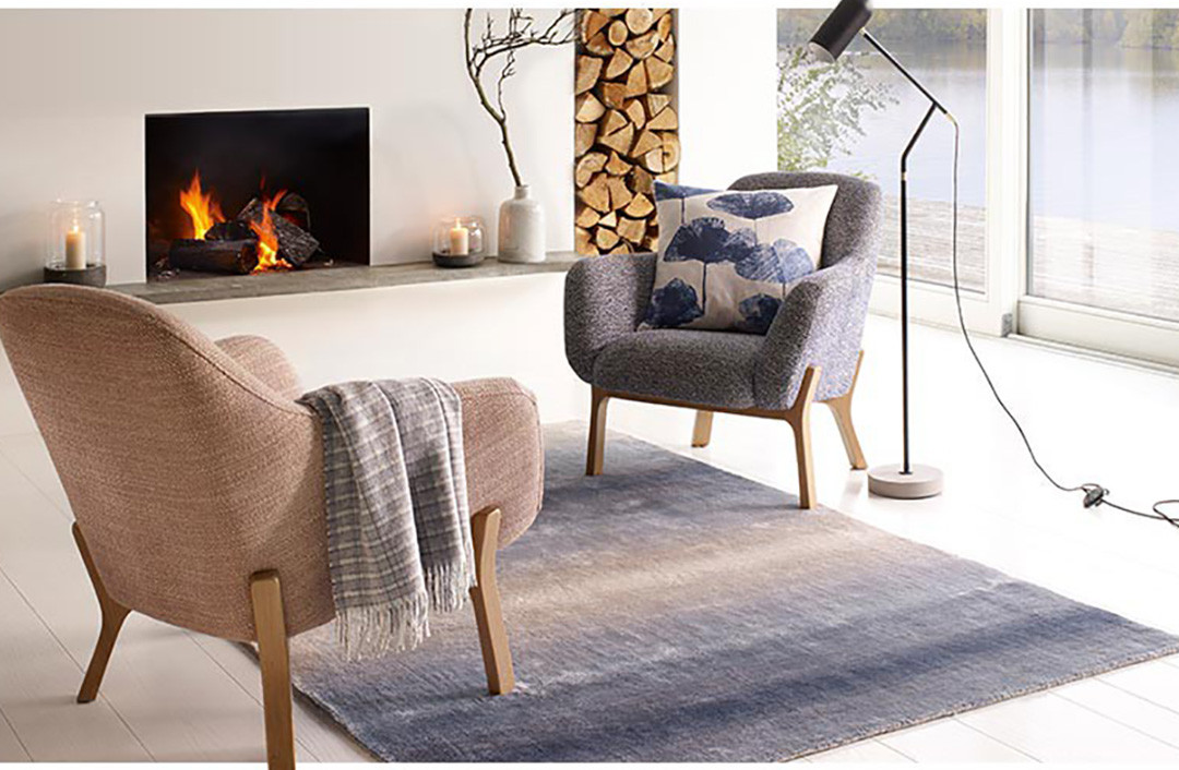 Nordic Inspiration  A Calming Touch Of Colour And Texture