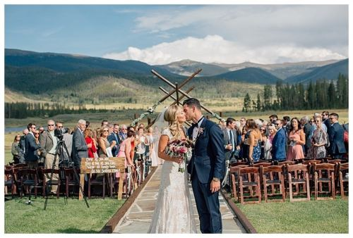 Steve + Kelli are Married! | Colorado Wedding Photographer