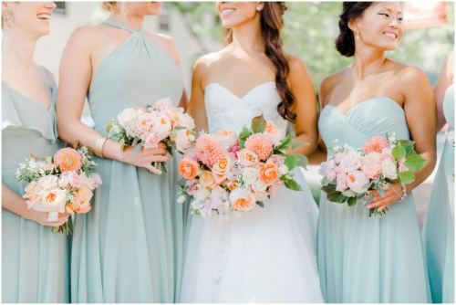 Tidewater Inn Wedding | Andrew + Laura Sneak Peek