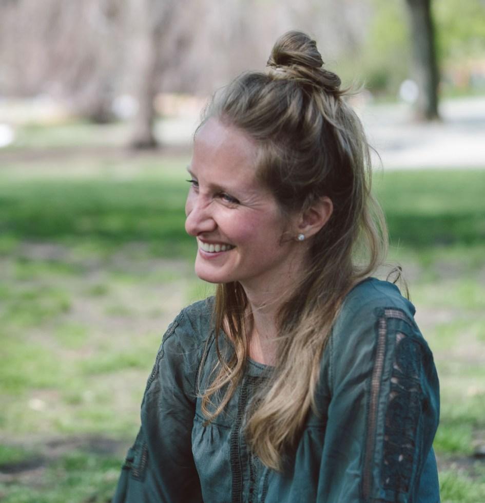 Hannah Lisa Linsmaier Trainerin für Achtsamkeit