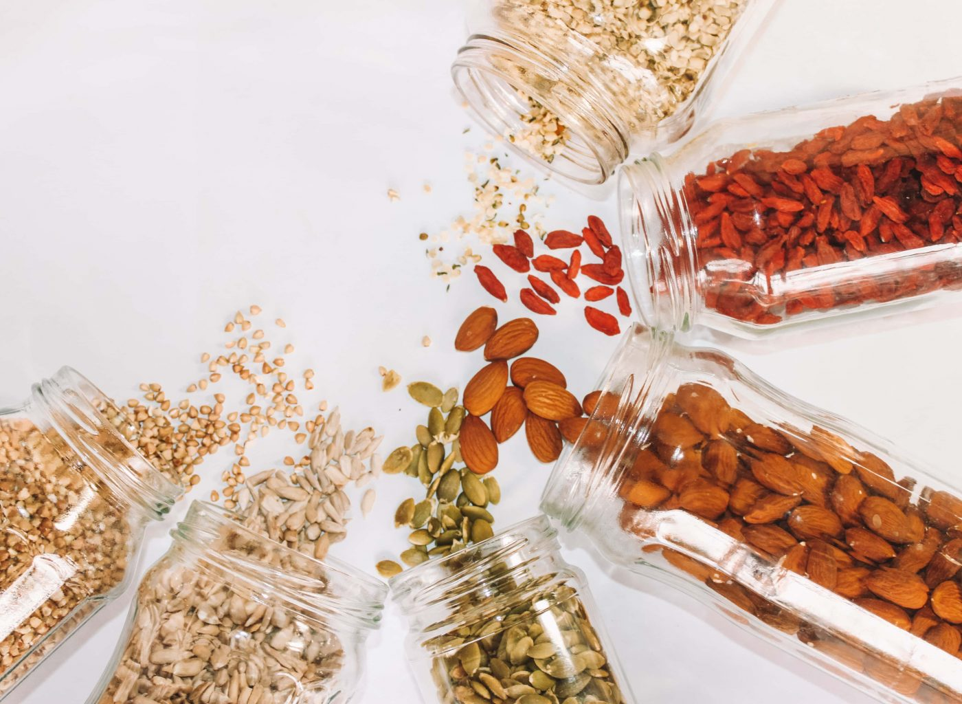 Seeds: Little Nutrition Powerhouses