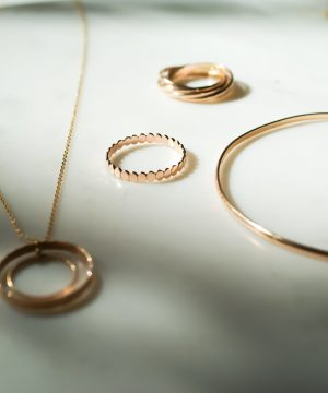 Solid Gold Jewelry