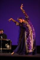 Hannah Persian dance purple