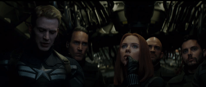 Captain America The Winter Soldier: Opening Scene Analysis - AS MEDIA  STUDIES