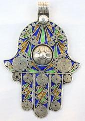 silver enamel