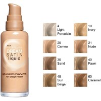Foundation review: Dream satin liquid maybelline