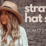 10 Affordable Straw Hats For Spring