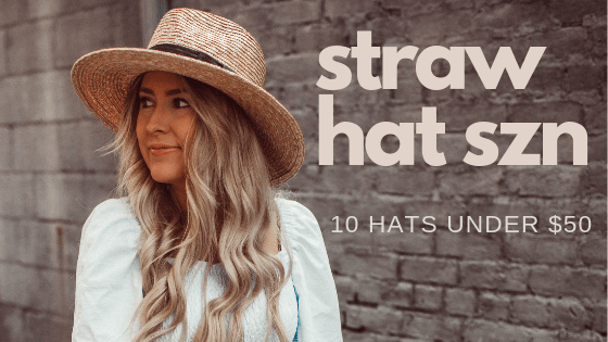 straw hat blog