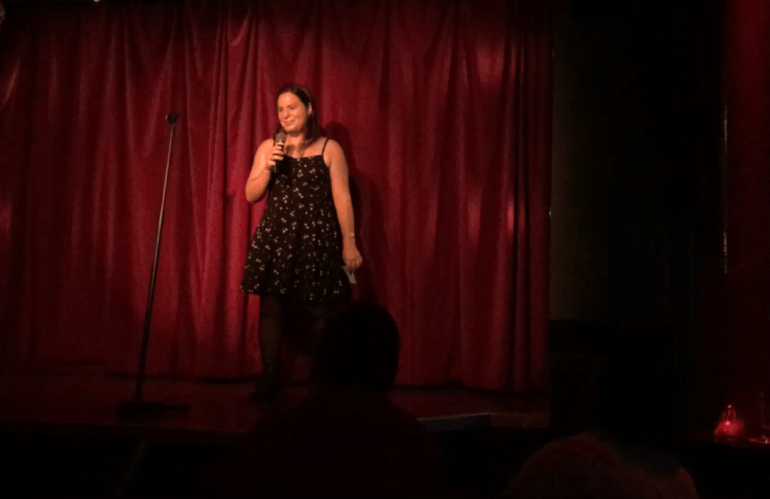 Standup at London's Royal Vauxhall Tavern