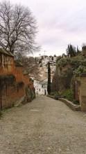 Alhambra walk
