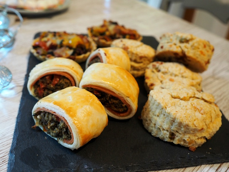 great british bake off final vegetarian sausage rolls