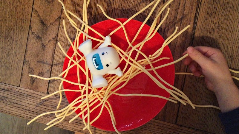 Get Games Night ready with Yeti in my Spaghetti!