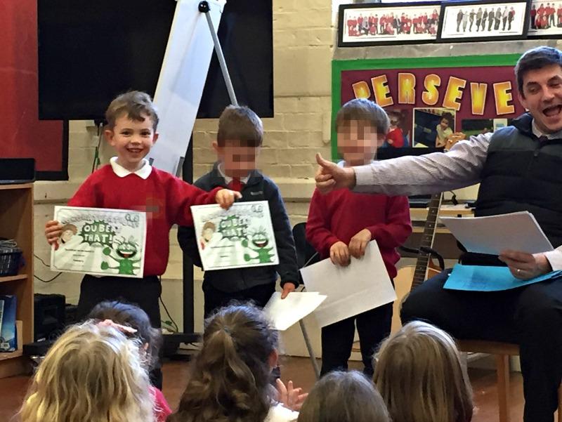Living Arrows Beat that Maths awards