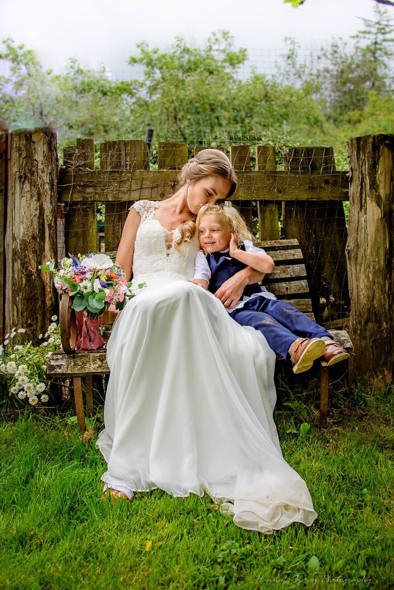 salt spring island wedding photography