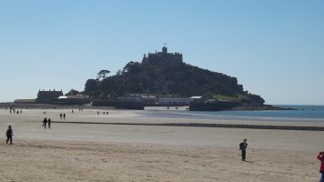 St Michaels Mount, Cornwall - Image copyright of Hannah Sterry.