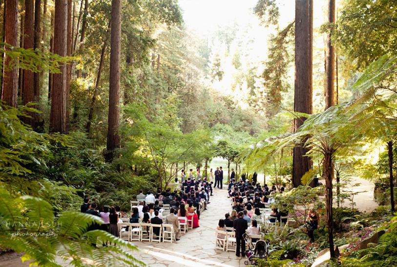 Christine  Andrew  Nestldown Wedding  San Francisco