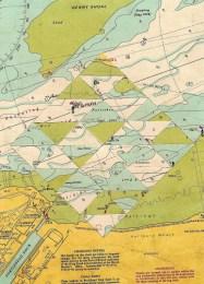 Vintage Map Glitch 3