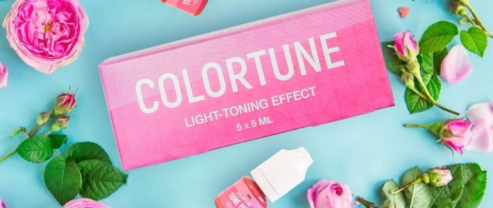 iColor Colortune eli huulituunaus, kevyt huulipigmentointi
