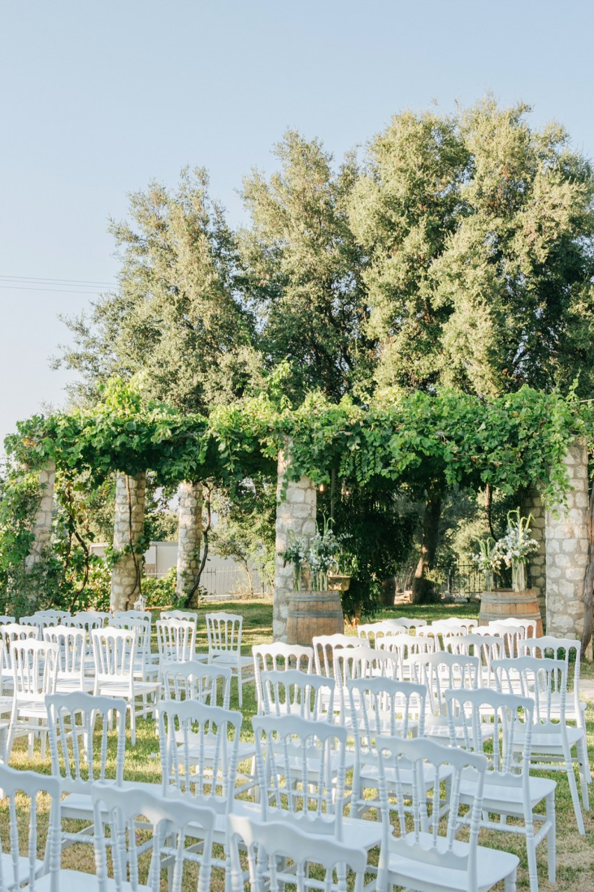 Fine art location shot of Dourakis winery in Chania Crete by wedding photographer team.