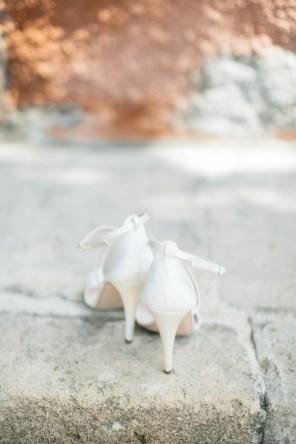 Elegant bridal detail photographed on a wedding day in Metohi Kindelis, Chania Crete.