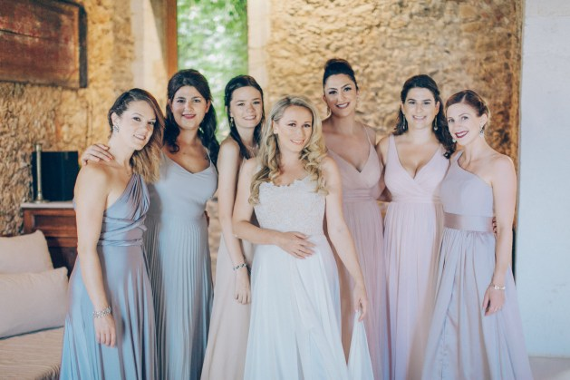 stylish wedding under the Cretan sun