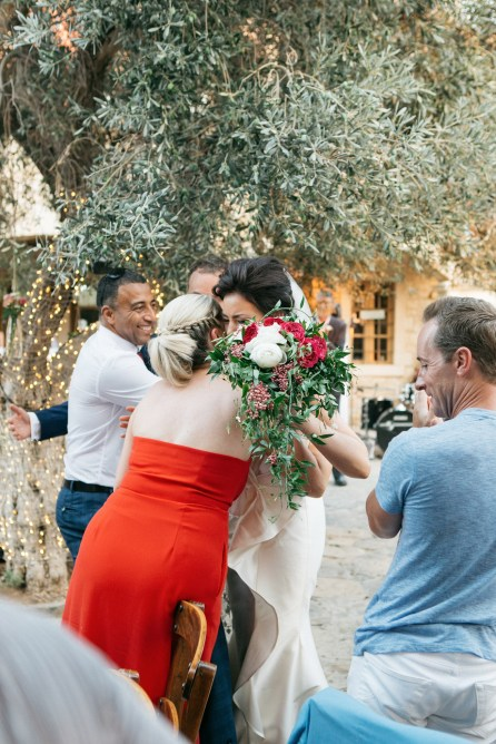 Soaringly Georgeous Wedding in Cretan Province_0101
