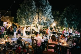 Soaringly Georgeous Wedding in Cretan Province_0134