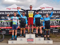 MBRT looking strong on the podium