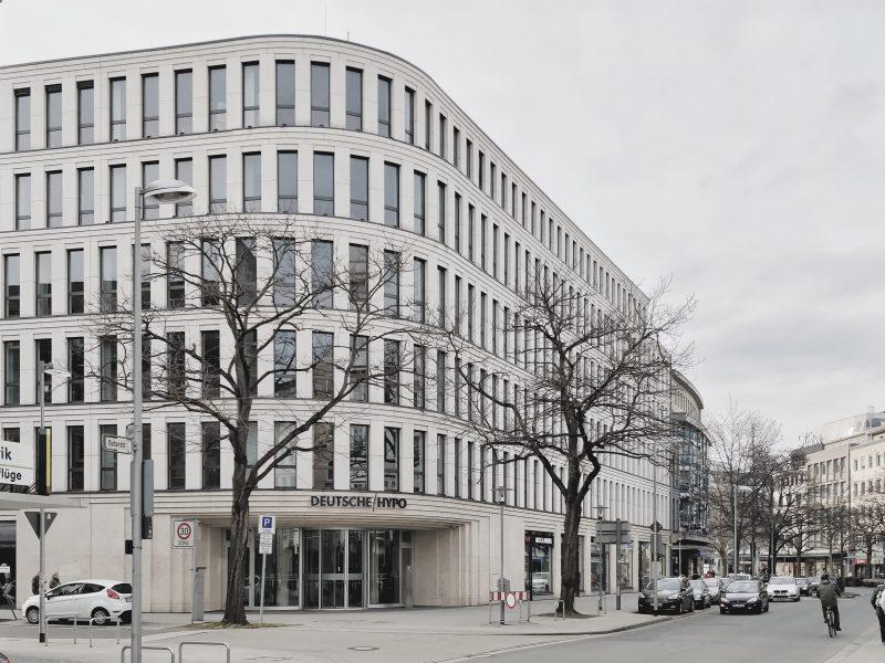 Verwaltungsgebäude Osterstraße 1