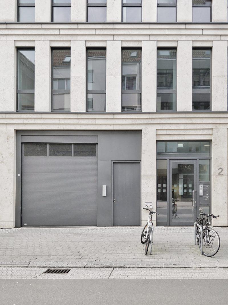 Verwaltungsgebäude Osterstraße 3
