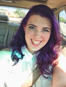 Mermaid (all the purple!)