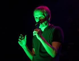 Live in Carls Eventlocation (Eckernförde). Foto Dirk Andresen