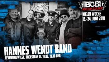 Nächster Stopp Radio Bob Rockcamp Hannes Wendt Band