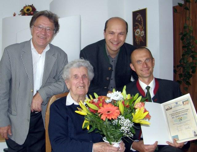 AngelaMarksteiner-90.Geburtstag