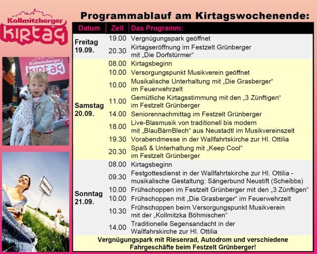 Kirtagsprogramm2014