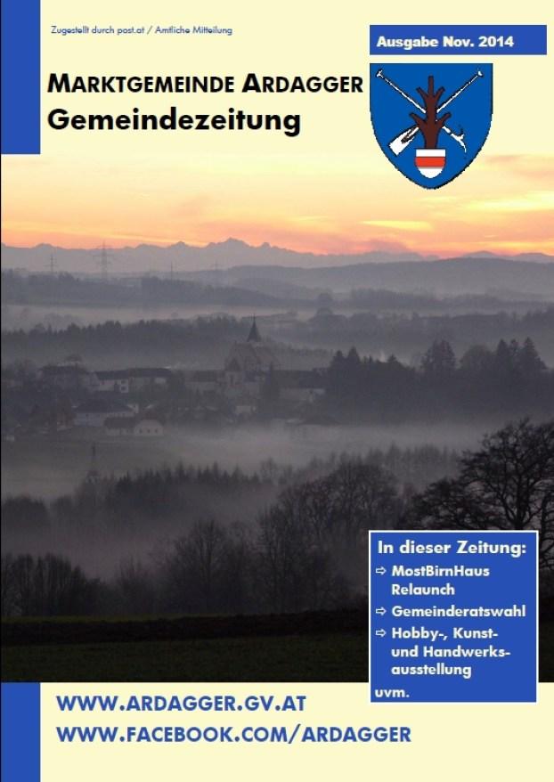 Deckblatt-Gemeindezeitung