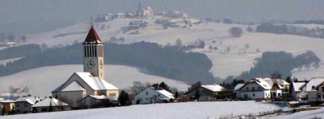Stephanshart-Schnee