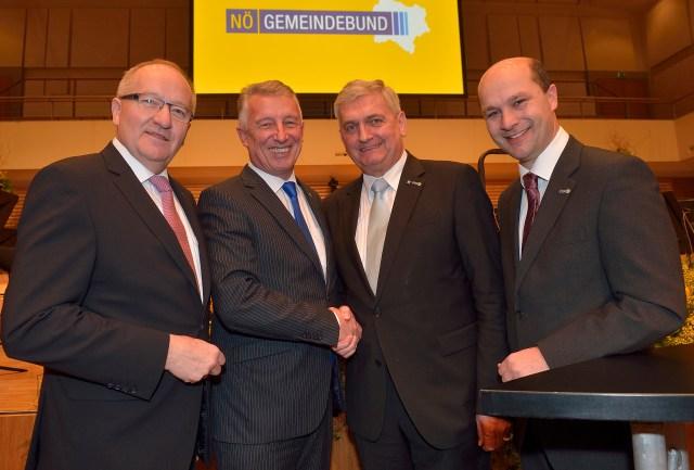 Presse Neujahrsempfang NÖ Gemeindebund