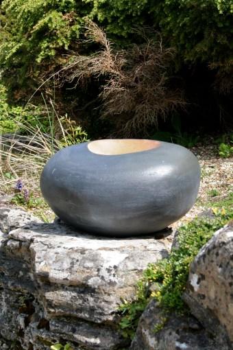 contemporary garden ceramics