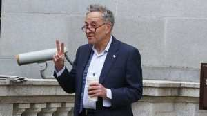 UP IN SMOKE: Schumer Moves to LEGALIZE Marijuana Nationwide