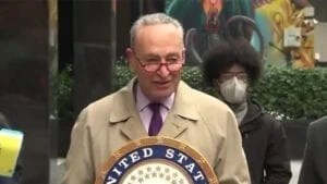 VICIOUS in NY: Schumer Mocks TX for 'Ignoring Climate Change,' Says They Should 'Learn a Lesson'