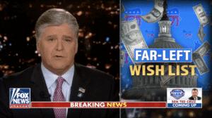 Hannity Left Wish List