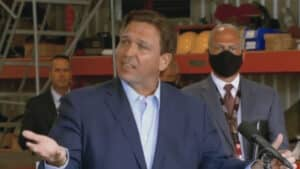 DeSANTIS BLASTS MEDIA: Your Coverage is 'Wrong, Wrong, Wrong, It's a Fake Narrative'
