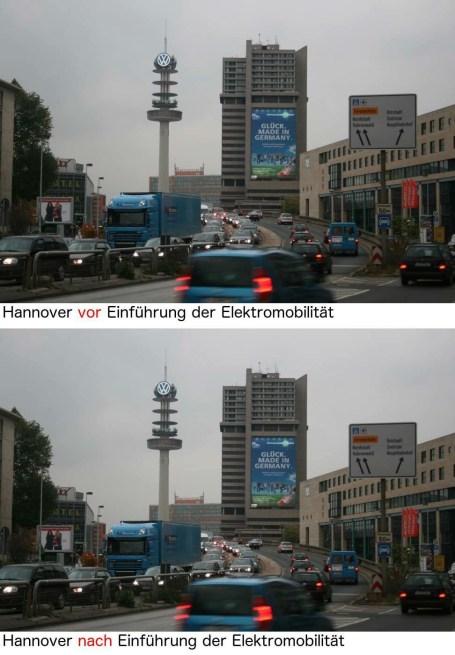 hannovercyclechic hannover vor und nach der elektromobilität