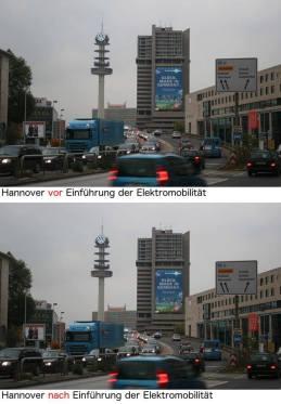 hannovercyclechic vor und nach der elektromobilität