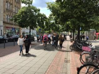 hannovercyclcechic radweg durch die city (2)