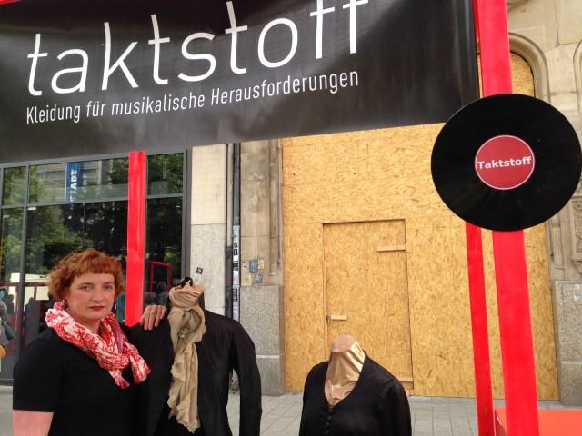 Designerin Ulrike Schörghöfer.
