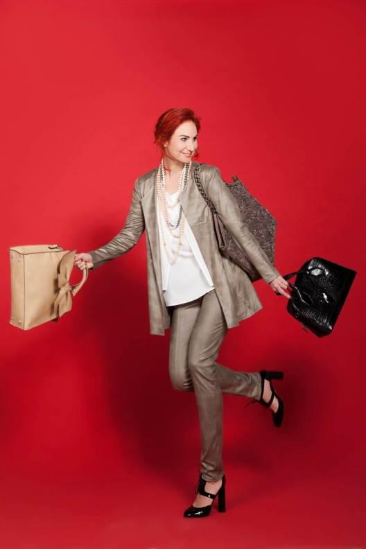 Neuer Style Consultant bei Channel21: Luisa Verfürth.