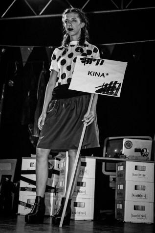 KINA* beim Freaky Fashion Festival