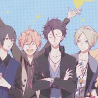 TsukiUta. [Male Characters' Units]